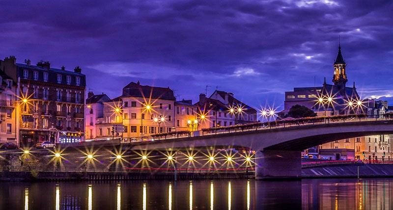 Corbeil-Essonnes - découvrir la ville en Taxi